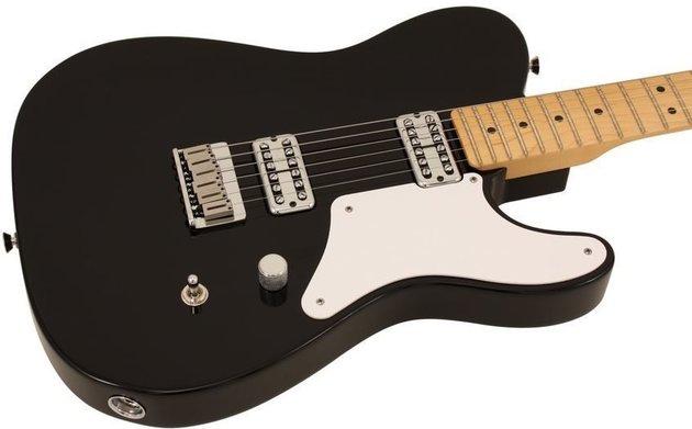 Fender Cabronita Telecaster, Maple Fingerboard, Black