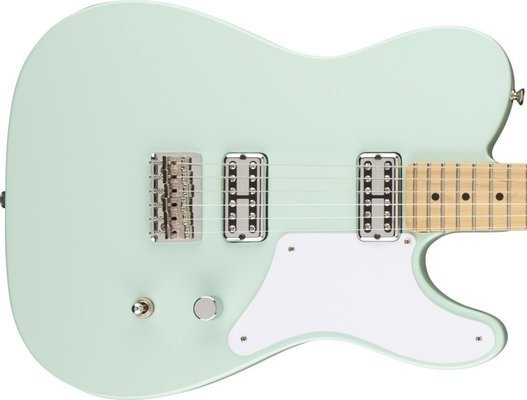 Fender Cabronita Telecaster, Maple Fingerboard, Sea Foam Green