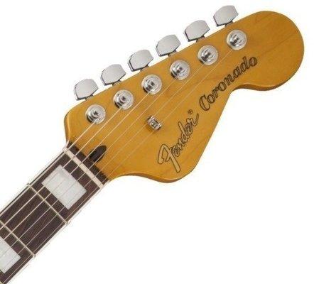 Fender Coronado, Rosewood Fingerboard, Candy Apple Red