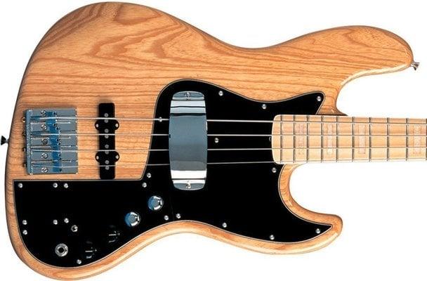 Fender Marcus Miller Jazz Bass Maple Fingerboard, Natural