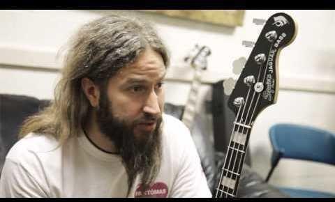 Fender Troy Sanders Jaguar Bass Rosewood Fingerboard, Silver Burst