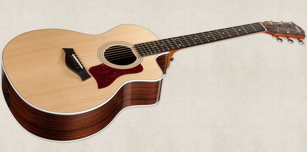 Taylor Guitars 210ce Dreadnought Acoustic-Electric with Cutaway