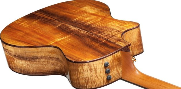 Taylor Guitars K24ce Grand Auditorium Acoustic Electric with Cutaway Koa