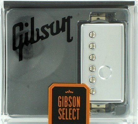 Gibson IM90R-CH-490R Modern Classic Neck Pickup With Chrome Cover