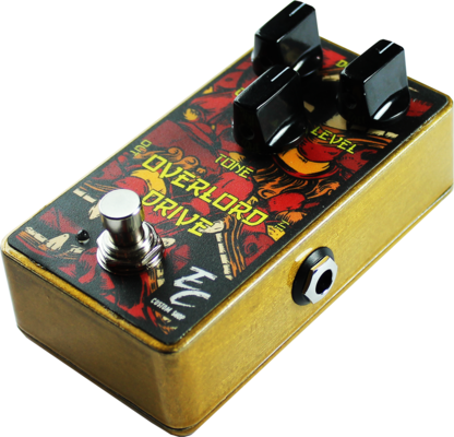 EC Pedals OverLord