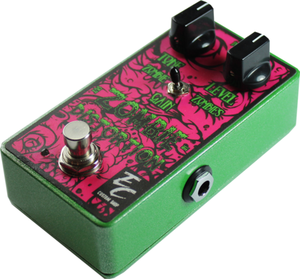 EC Pedals Zombie Crushing Distortion
