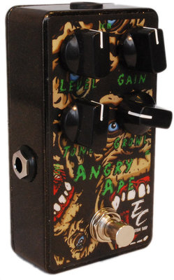 EC Pedals Angry Ape Bass Fuzz