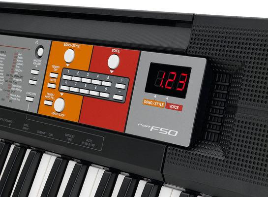 Yamaha PSR F50