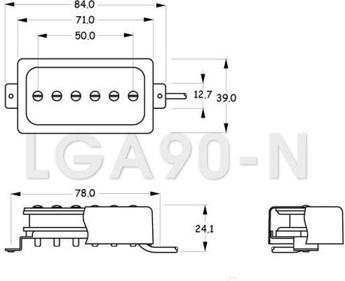 Partsland LGA90-NSNI-N2