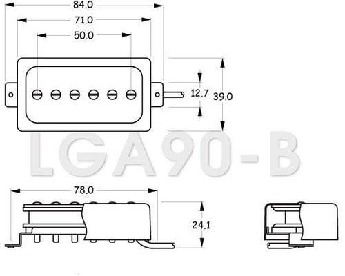 Partsland LGA90-NSNI-B2