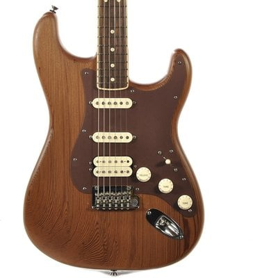 Fender Reclaimed Old Growth Redwood Stratocaster