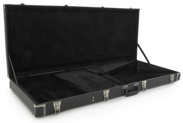 BC RICH BCIGC4 Form Fitted Hardshell Case for KKV, JRV and JRV7