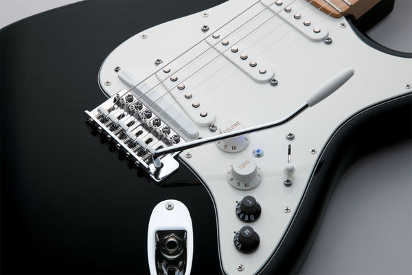 Roland G-5 VG Stratocaster Black