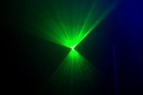 eLite Green Star Laser 200 mW, DMX