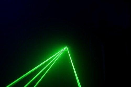 eLite Green Star Laser 400 mW, DMX