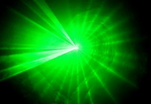 eLite Green Gun Laser 500mW