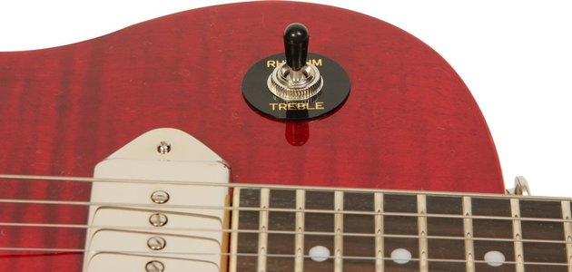 Epiphone Limited Edition WILDKAT Royale Wine Red