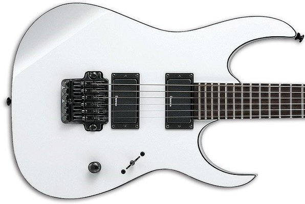 Ibanez MTM20 Mick Thomson Signature White