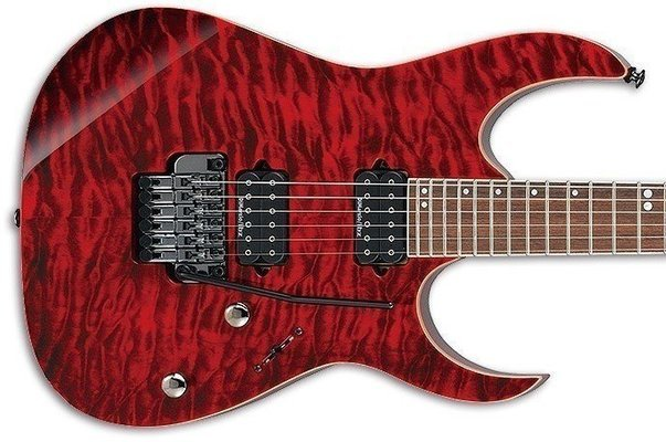 Ibanez RG920QMZ Premium Red Desert with Bag