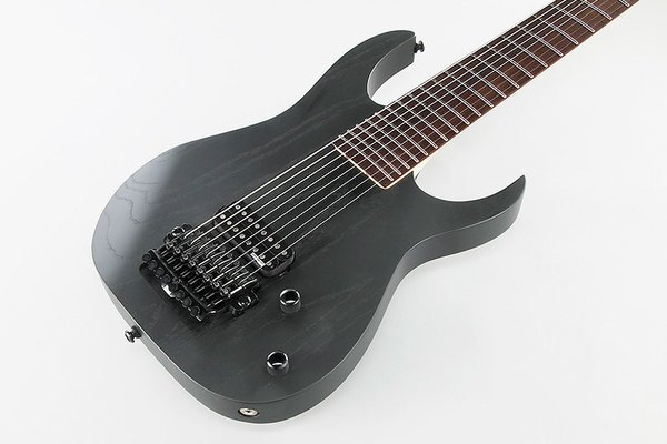 Ibanez M80M Meshuggah Weathered Black