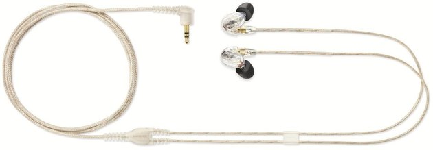 Shure SE315-CL Sound Isolating Earphones - Clear