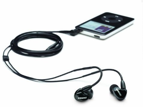 Shure SE315-K Sound Isolating Earphones - Black