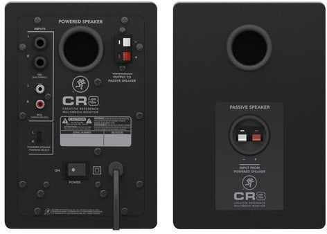 Mackie CR3 Multimedia Monitor