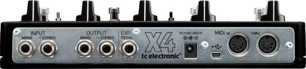TC Electronic Alter Ego x4