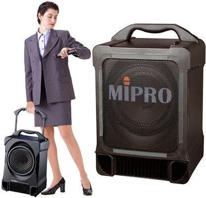 MiPro MA707 Portable PA System Set