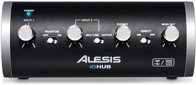 Alesis iO Hub USB Audio Interface