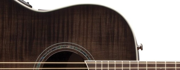 Ovation CS24P-TBBY Celebrity Standard Plus Transparent Black