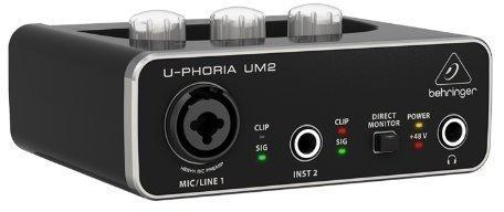Behringer UM2 U-Phoria