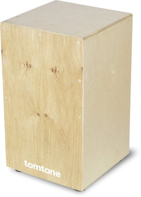 Tomtone CJ101 Cajon Classic Light Oak