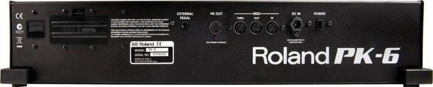 Roland PK-6 Dynamic MIDI Pedal