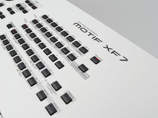 Yamaha MOTIF XF7 WH
