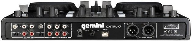 Gemini CNTRL-7