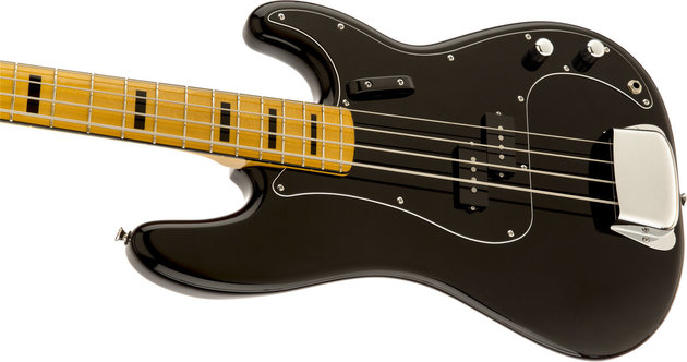 Fender Squier Classic Vibe P Bass 70s Black