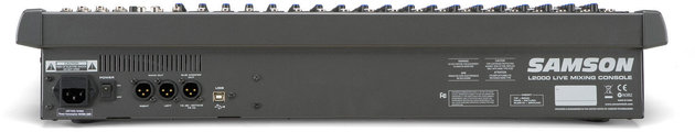 Samson L2000 20-Channel Mixing Console