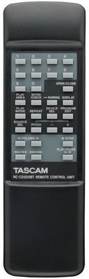 Tascam CD-200BT CD Player / Bluetooth Receiver