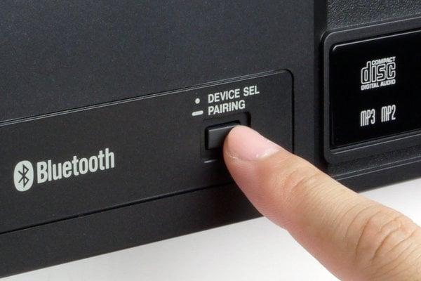 Tascam CD-200BT CD Player / Bluetooth Receiver