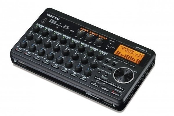 Tascam DP-008EX Digital Pocket Studio