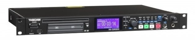 Tascam SS-CDR200 Solid State Recorder