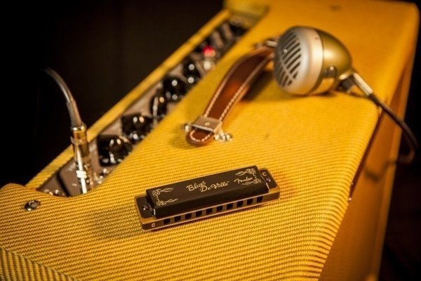 Fender Blues Deville Harmonica D