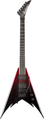 Jackson Demmelition Pro Red Tide Fade