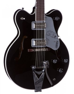 Gretsch G6137TCB Panther Black