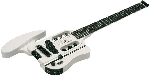 Traveler Guitar Traveler Speedster HotRod White