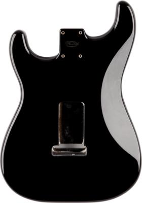 Fender Stratocaster Body (Vintage Bridge) - Black