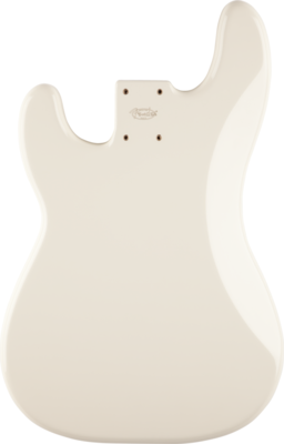 Fender Precision Bass Body (Vintage Bridge) - Arctic White