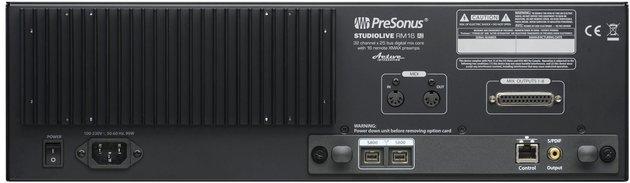 Presonus StudioLive RM16 AI