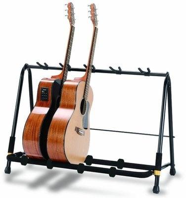 Hercules GS525B 5 Guitars Stand